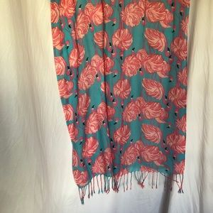 Lily Pulitzer Summer Scarf